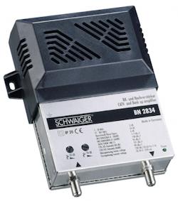 Antennförstärkare för Comhem med slope, BN-2834