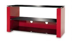 Bench B2B LCD / Plasma bänk röd