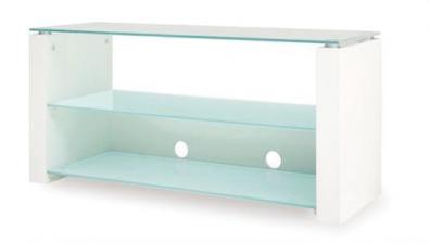 Bench B2B LCD / Plasma bänk vit