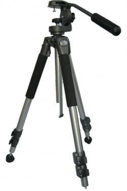 Stativ PRO small med Manfrotto 128RC