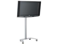 Flatscreen FM MST 800 Trolley TV golvstativ med hjul