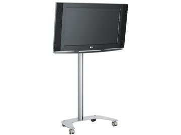 Sms Flatscreen FM MST 1200 Trolley TV golvstativ med hjul