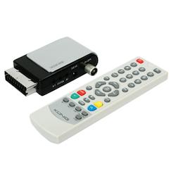 Scartmottagare DVB-T Fria Kanaler