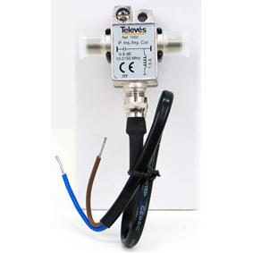 Televés SPI-7450 Ström-inmatare Power inserter 12V