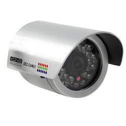 Färgkamera CCD 420 linjer dag / natt zoom