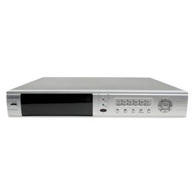 hårddisk-inspelare med 8-kanaler och LAN övervaknings funktion
