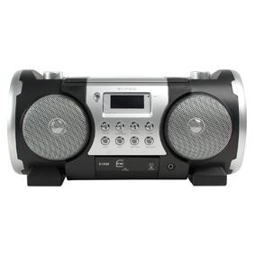 König CD-Radio med CD, USB och SD kortplats