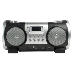CD-Radio med CD, USB och SD kortplats