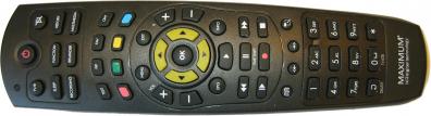 Fjärrkontroll T-8000 för AAA batterier