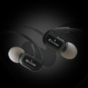 Omega in-ear hörlur