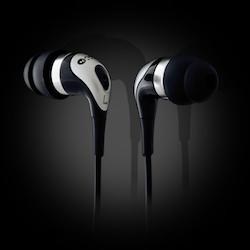 Equilibrium in-ear hörlur