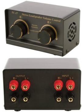 TCC TC-27 Volymkontroll för högtalare