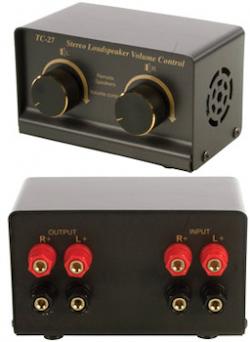 TC-27 Volymkontroll för högtalare