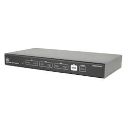 Konverter/Switch VGA mm till HDMI