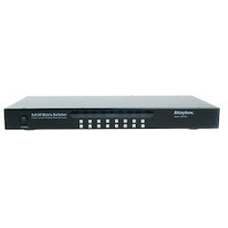 SB-5548 AV Matrix Switch 8 in 8 ut