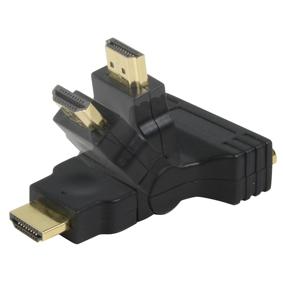 Standard DVI hona-HDMI hane vinklingsbar