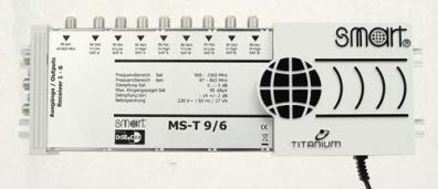 Multiswitch Titanium MS-T96