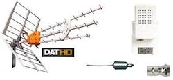 DAT-HD 45 16db Förstärkningspaket 220V LTE
