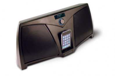 Kicker IK501 iphone/ipod docka