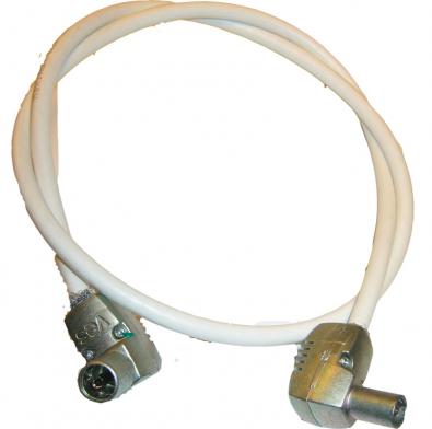 Digitaltvexperten Antennkabel Proffs 0,5m