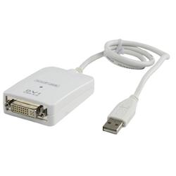 USB 2.0 Till DVI GRAFIK ADAPTER