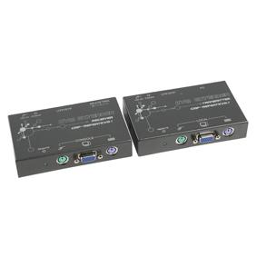 König KVM / VGA Mus Tangentbord Över Cat5 kabel
