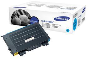 Samsung CLP-510D2M Tonerkassett blå 2.000 sidor