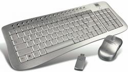 SL-6496 Wireless Flat metal desktop