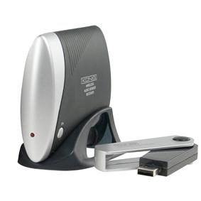 König VID-TRANS230KN Trådlös audio sändare USB