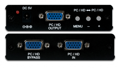 CYP/// VGA/YUV till VGA/YUV Scaler / Konverter