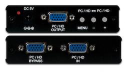 VGA/YUV till VGA/YUV Scaler / Konverter