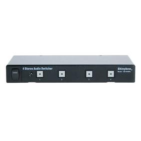 SB-5440RL Stereo Audio Switch 4:1