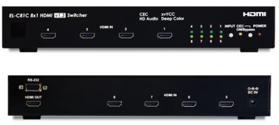 CYP/// HDMI 1.3 switch / växel 8:1