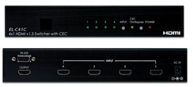HDMI 1.3 switch / växel
