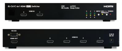 CYP/// HDMI 1.3 switch / växel Utgått