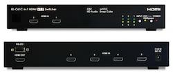 HDMI 1.3 switch / växel Utgått