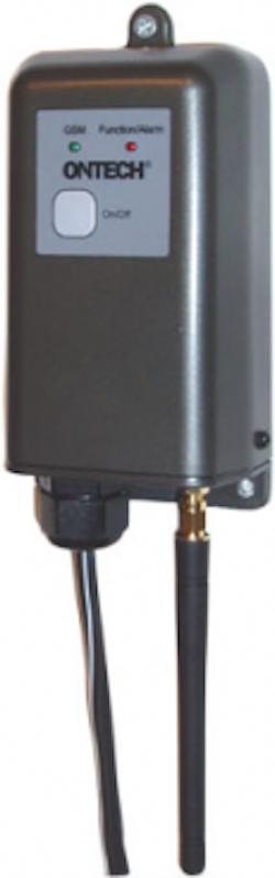 Ontech 9020 Fjärrstyrning GSM stugvakt