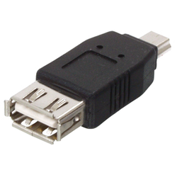 USB adapter hona till USB mini hane