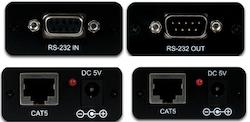 RS-232 styrning över Cat5/6