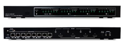 CYP/// 4x4 HDMI Matrix över CAT6 med IR