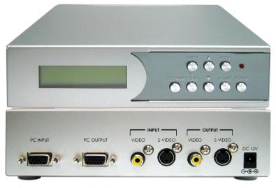 CPT-1370 VGA till video overlay