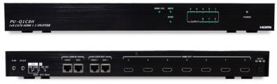 CYP/// CAT 5/6 HDMI splitter 1 till 8