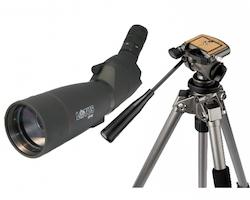SP-80 WP 20-60x + Opticron stativ