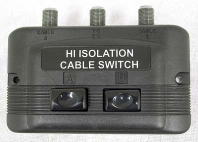 Antenn växel / switch hybridmottagare