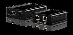 HDMI 1.3 över CAT5 & 6 med IR