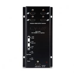 HDMI splitter 1:4 väggmonterad
