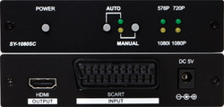 Scart RGB till HDMI