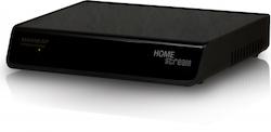 HomeStream TV över internet DEMO