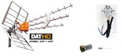 DAT-HD Mix med LTE 16db Förstärk.paket 12V