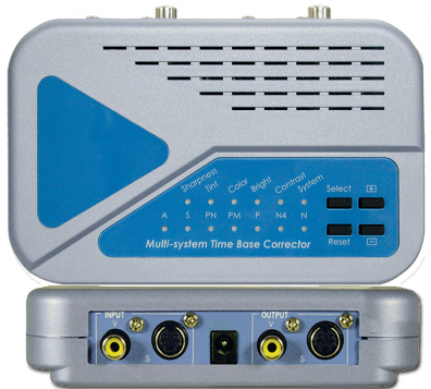 Cypress T. CTB-100 Time Base Corrector